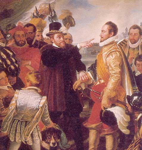 De opstand in de nederlanden het begin van de tachtigjarige oorlog - Bron schilderijen ...
