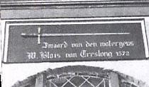 Zwaard van Blois van Treslong