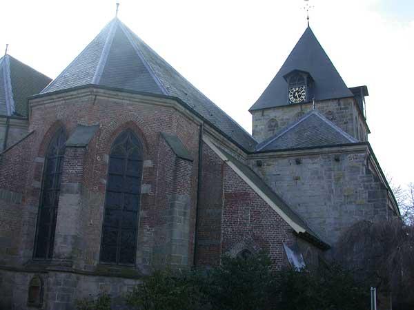 De Oude Kerk van Delden