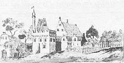 Arckensteijn of Arkelstein bij Bathmen