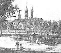 Voormalige klooster Egmond