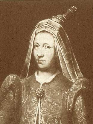 Judith van Twickelo, dochter van de drost van Twente