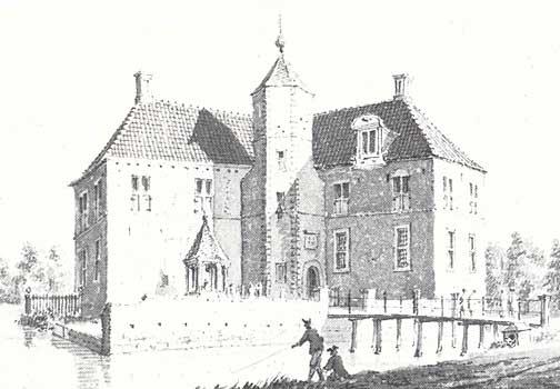 Huis Heeckeren in Goor